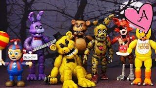 Scooby Doo en pizzeria Five Nights at Freddy s Muecas y juguetes con Andre para nias y nios
