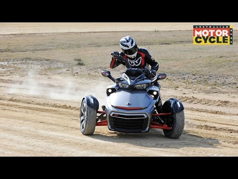 Fangin' out on the Can-Am Spyder F3-S | Road test