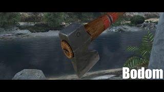 Bodom - GTA 5 (PC) - Horror Movie Trailer 2015 - Video Editor