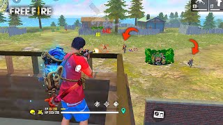 Dragunov with 20 Kills Solo vs Squad Ajjubhai OverPower Gameplay - Garena Free Fire