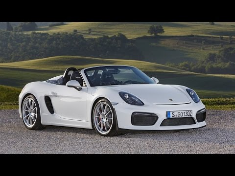 2016 Porsche Boxster Spyder Review Rendered Price Specs Release Date