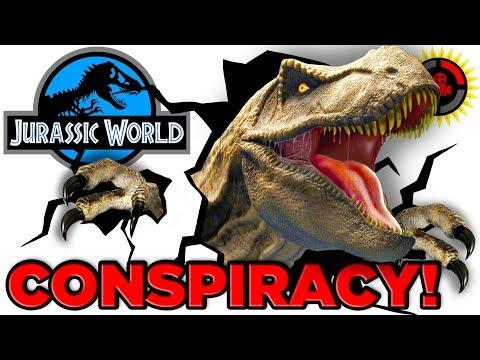 Film Theory: Jurassic World Was An INSIDE JOB! (Jurassic World)