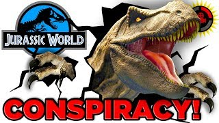 Film Theory: Jurassic World Was An INSIDE JOB! (Jurassic World) thumbnail