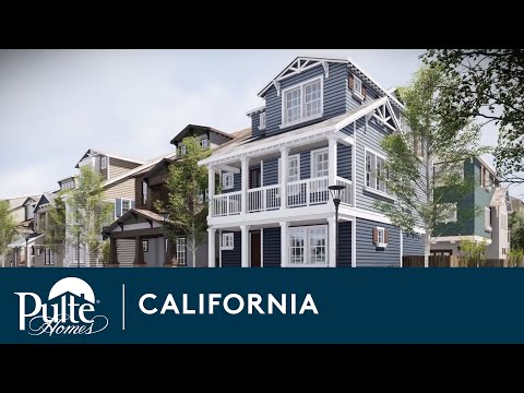 New homes in mountain view ca radius by pulte homes for New homes in mountain house