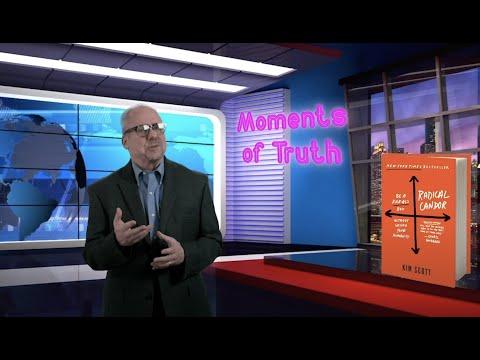Moments of Truth - Episode 3 - Kim Scott, Jamil Zaki hosted by Ron Carucci