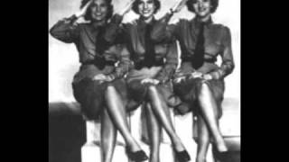 Beat Me Daddy Eight To The Bar - Andrews Sisters
