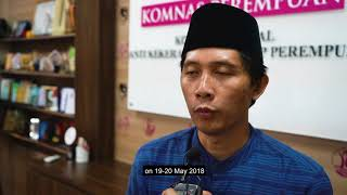 Ahmadi Muslim press conference after Indonesia attack