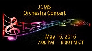 JCMS Orchestra Concert