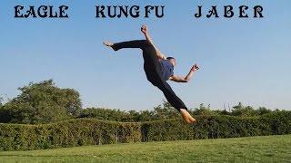 تعلم ركلة 360 بطريقة الكونغ فو من نسر الكونغ فو Kung fu 360 Shaolin kick tutorial