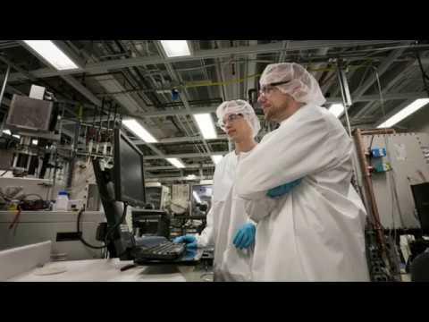 See-through Organic Solar Cells using Buckyballs