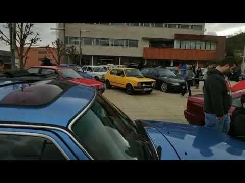 Burela, capital dos coches clásicos