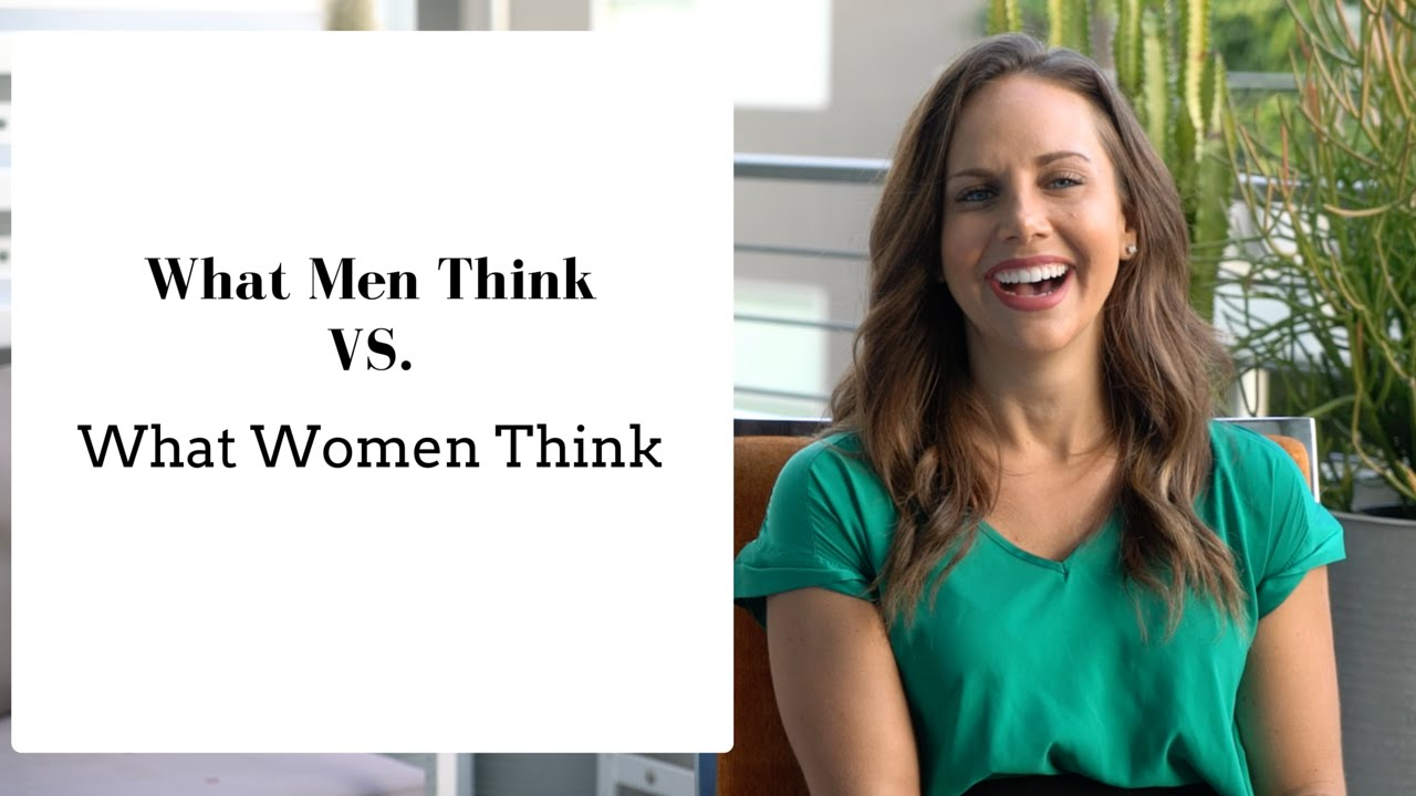 What women are thinking on dating sites