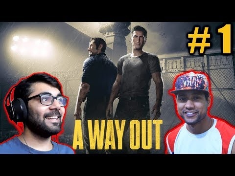 A WAY OUT (PS4) | HINDI Livestream with...