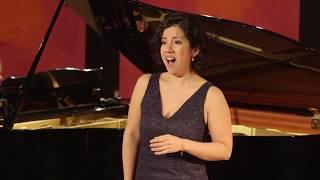 "Debussy, ""Apparition"" - Maya Villanueva, soprano"