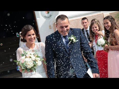 Adrienn és Szabolcs - Esküvői Klip
