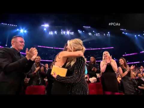 "People's Choice Awards 2016 (Favorite Album) Meghan Trainor - ""Title"""