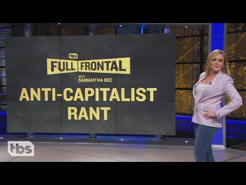 Journalisms Corporate Sponsors | May 22, 2019 Act 2 | Full Frontal on TBS
