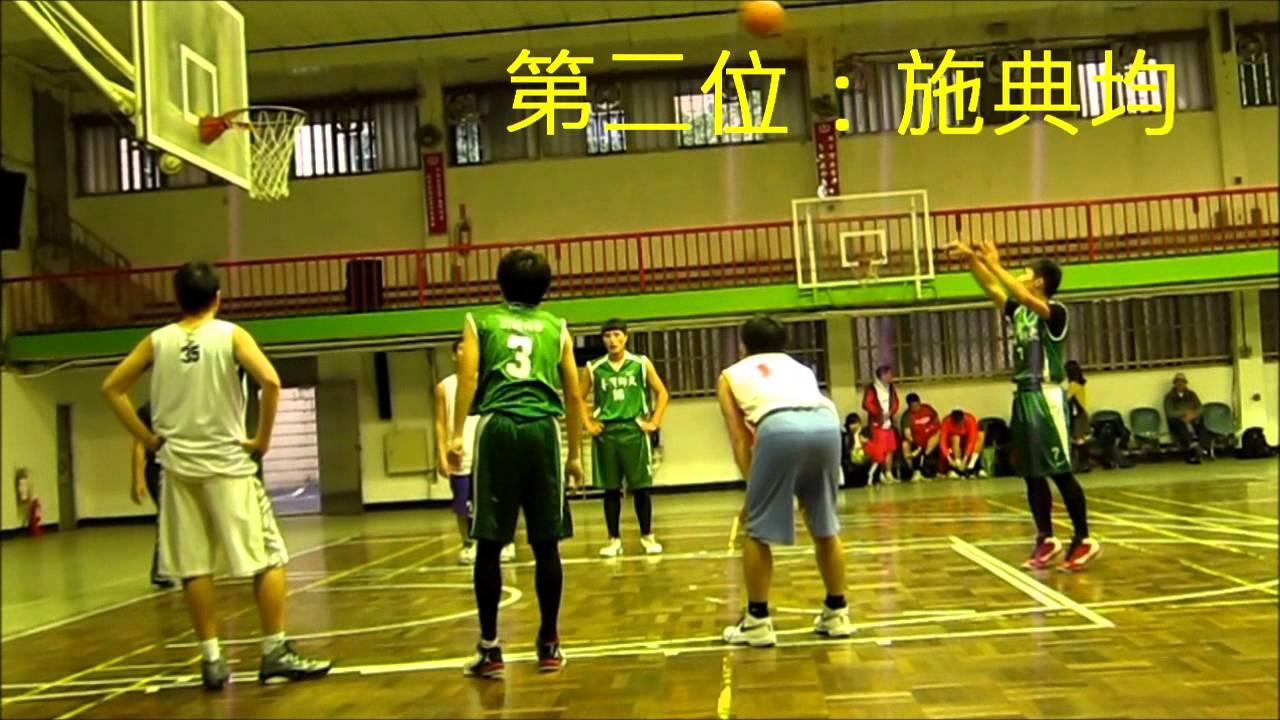 師大體育很兇籃球隊 - YouTube