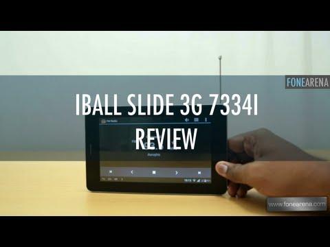 IBall Slide 3G 7334i Review