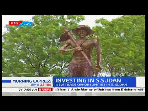 New trade opportunities emerge in South Sudan