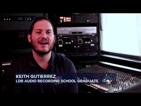 The Audio Engineering and Music Production School at LDB - Student Reviews (Keith Gutierrez)