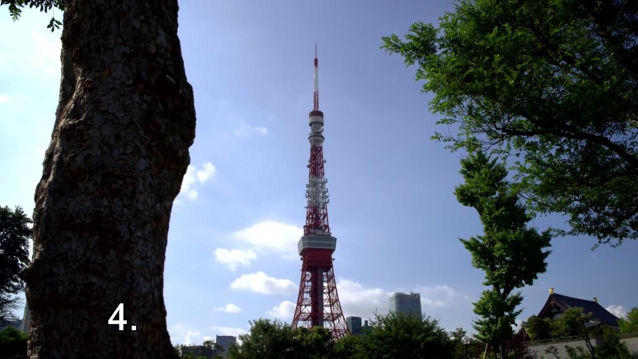 TOP 10 locuri de vizitat in JAPONIA