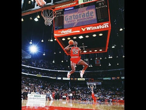 Michael Jordan a Legend!!!