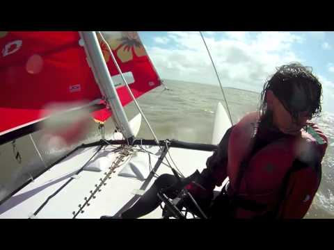 Catamaran 11 mai 2013 - Hobie Cat 16 - Châtelaillon-Plage