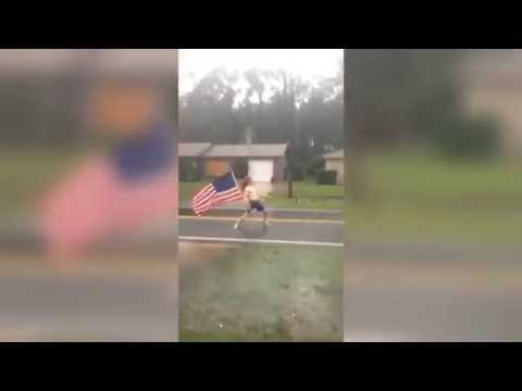 'MURICA VS HURRICANE MATTHEW