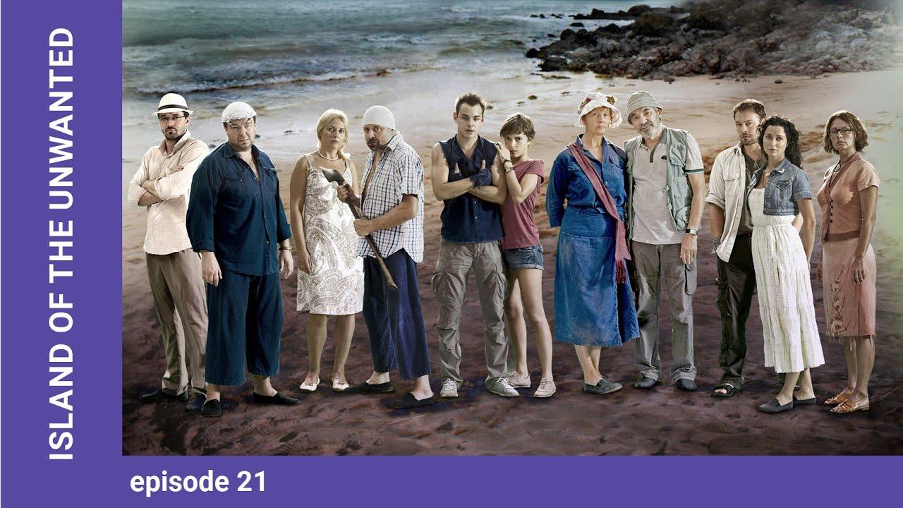 Island of The Unwanted. Episode 21. Adventure Drama. StarMediaEN. English Subtitles
