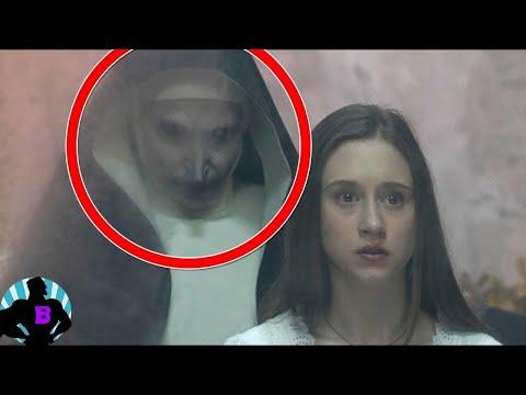 5 Cosas Paranormales Captadas En Películas Y Clips Musicales Parte 8