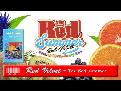 [Full Album] Red Velvet (레드벨벳) – The Red Summer