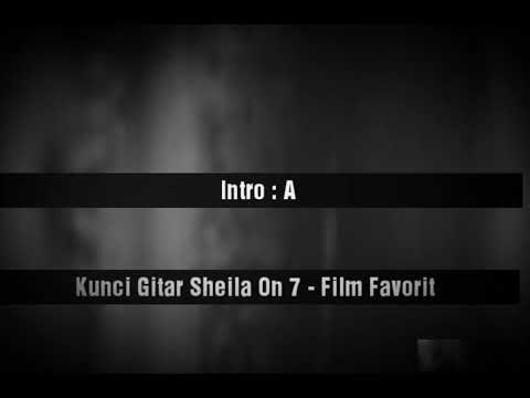 Sheila On 7 - Film Favorit (Lirik lagu & Chord)