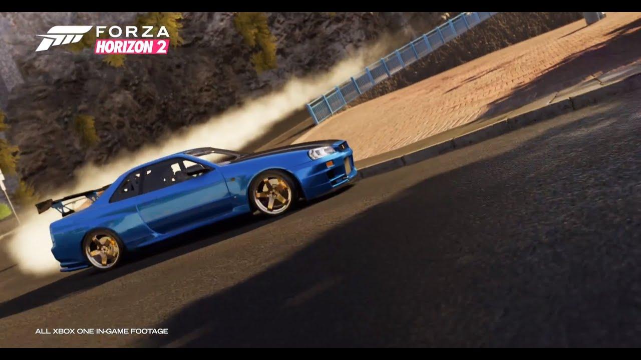 Forza Horizon Drift Montage German Deutsch Youtube