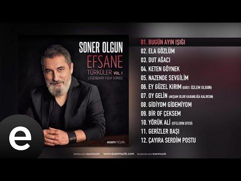 Soner Olgun - Bugün Ayın Işığı - Official Audio - Esen Müzik