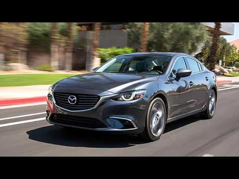 2017 Mazda 6 Review All New Car Concept