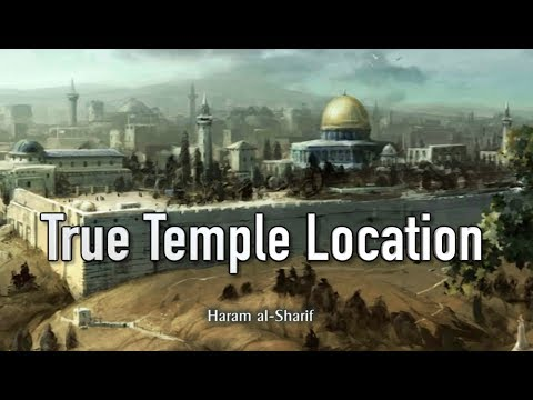The TRUE Temple Location