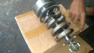 Troble Shoting Yamaha R25 Stang Piston Aus