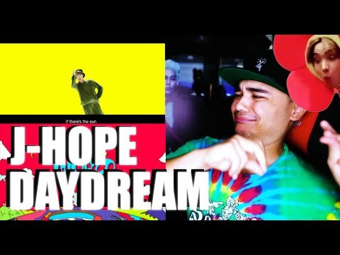 j-hope 'Daydream MV Reaction & HIXTAPE First Listen