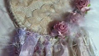 Shabby is Chic Boutique Dream Catcher Kit