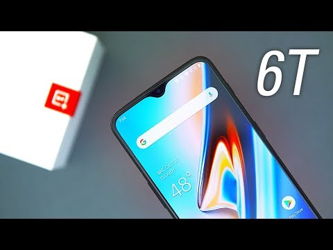 My OnePlus 6T Unboxing and First Impressions!