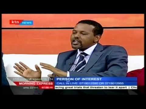 Person of Interest: President Uhuru's Adviser on Legal and Constitutional Affairs Abdikadir Mohamed