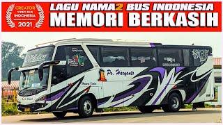 Bus Indonesia | Cover Lagu Memori Berkasih