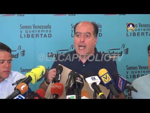 23/10/2017 JULIO BORGES  1.700.000 HUELLAS DACTILARES NO SE ASOCIARON A NINGÚN ELECTOR