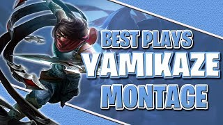 "Best of ""Talon GOD"" YAMIKAZE Montage I League of Legends"