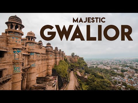 Majestic Gwalior | Cinematic Travel Video #TravelDiaries