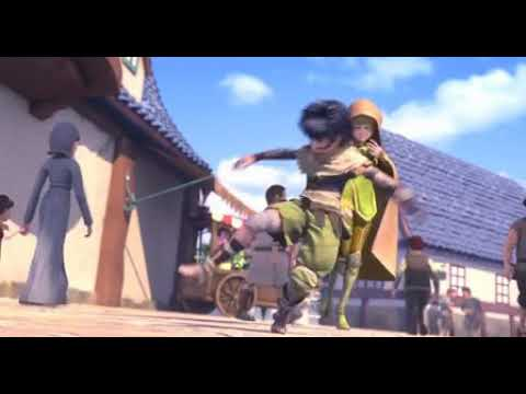 Download Dragon Nest-Lambert meets Liya for the first time