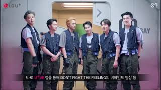 210528 EXO  Dont Fight The Feeling VR ON-LINE Exhibit 😱😭LINK+TR👇
