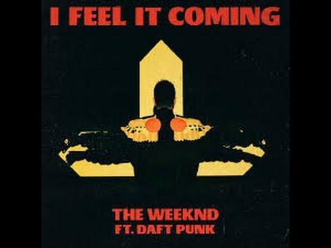 The Weeknd - I Feel It Coming ft Daft Punk (Lyrics)