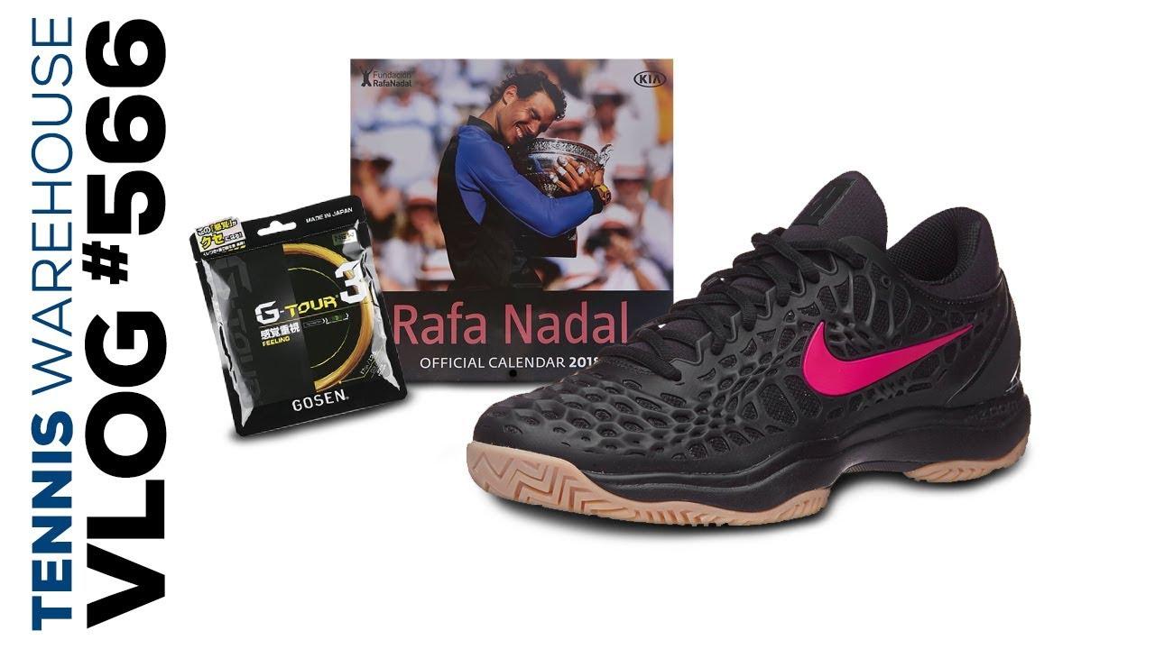 382b692dbc0b Limited Edition Nikes + Rafa Calendar   Strings -- VLOG  566 - YouTube
